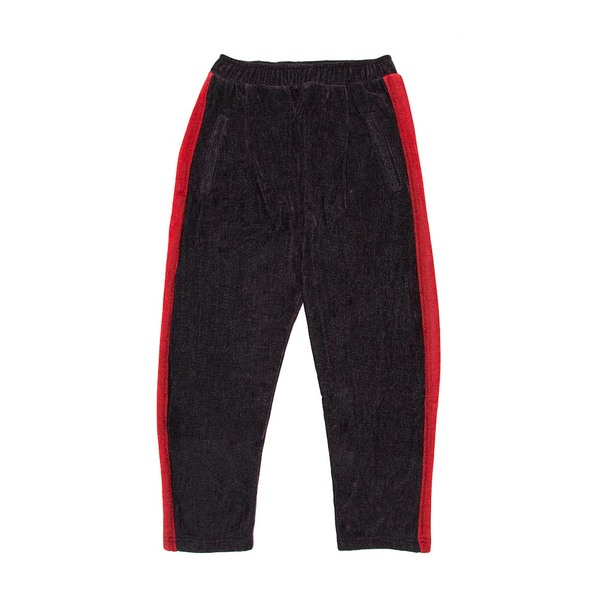 Sunday Trousers - Red Side Inset