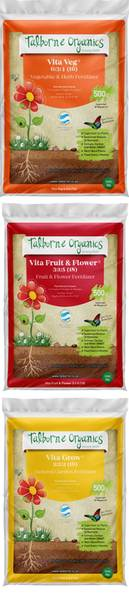 Talborne Organic Fertiliser