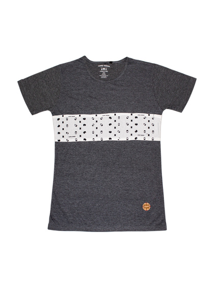 Contrast Iconography T-Shirt