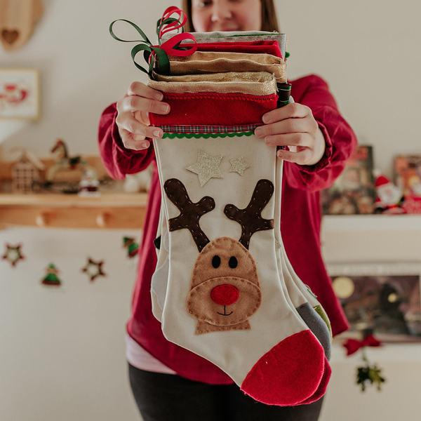 Customised Christmas Stocking