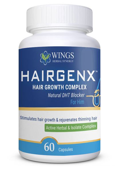 Hairgenx Hair Growth Formula for HIM 60 caps