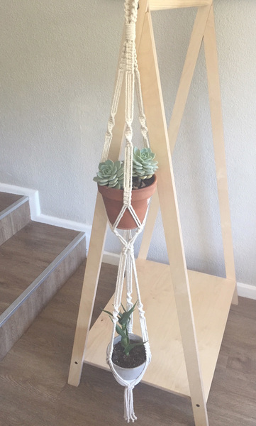 100% cotton rope
