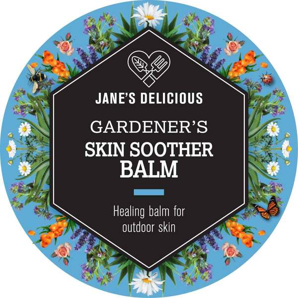 A healing balm for outdoor skins.