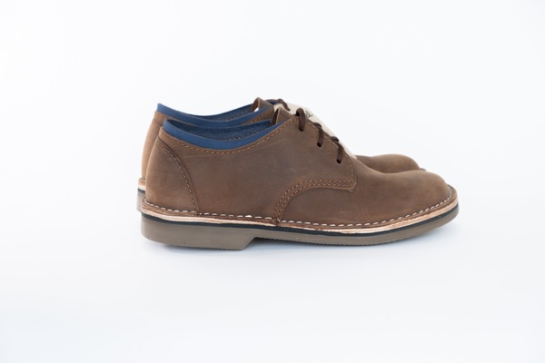Azizi Soft Oily Pull Up Brown