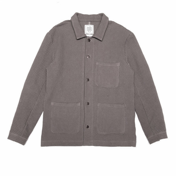 Classic Work-Wear Jacket - Grey