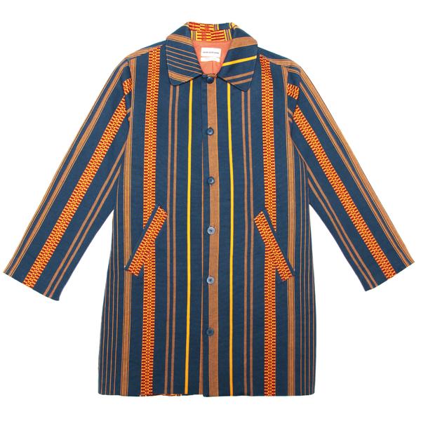 Mali-Cloth Coat - Navy