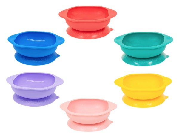 With the Marcus & Marcus Suction Bowl, you can let your little one have some fun at the table. The suction base will grip securely to the table so your baby wont be able to remove the bowl or spill the contents. The easy release tab makes it easy for parents to remove the bowl. 