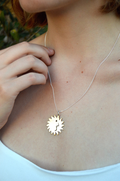 Sun Gangs Necklace
