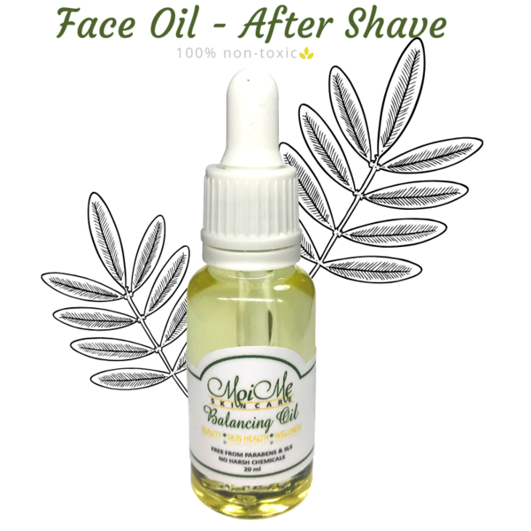 Face Oil - After shave