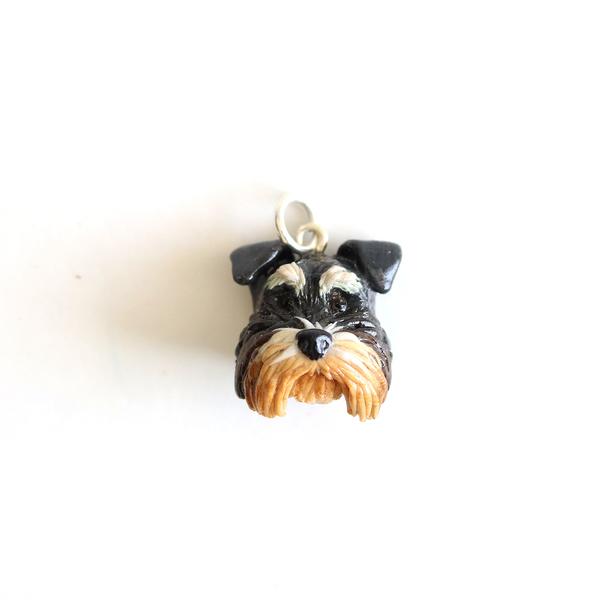 Custom dog charm