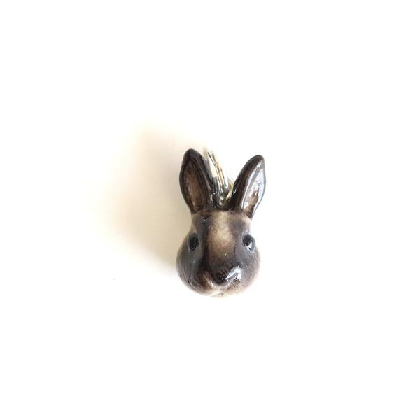 Custom Rabbit Charm