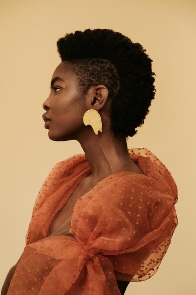Melt Earring