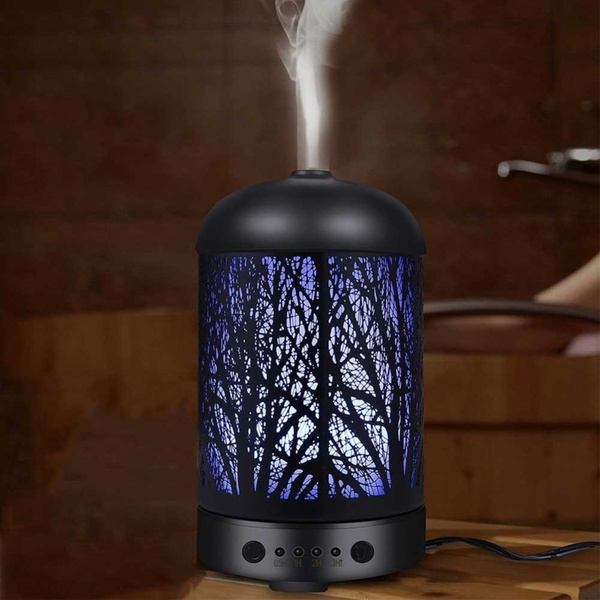 Forest Ultrasonic Essential Oil Aroma Diffuser