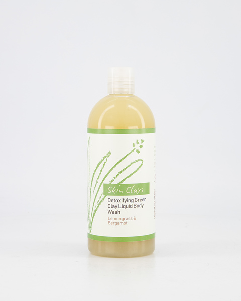with Lemongrass & Bergamot