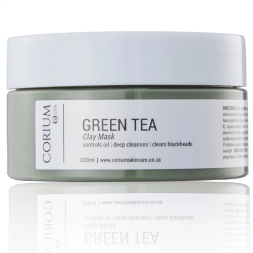 CONTROLS OIL | DEEPLY CLEANSES | CLEARS BLACKHEADS