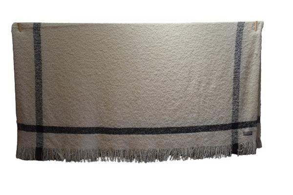 Alpaca Throws - Woven luxurious textured throws