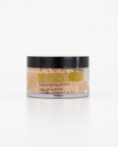 Body Scrub Detoxifying Green Clay 100g