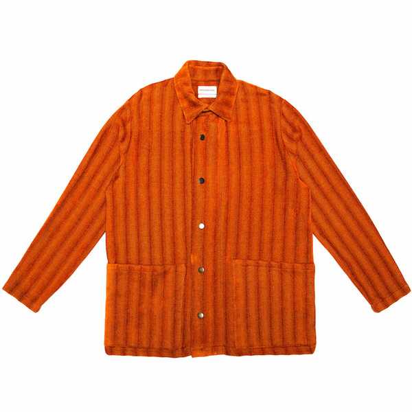 Namib Orange Dinner Jacket - Herringbone