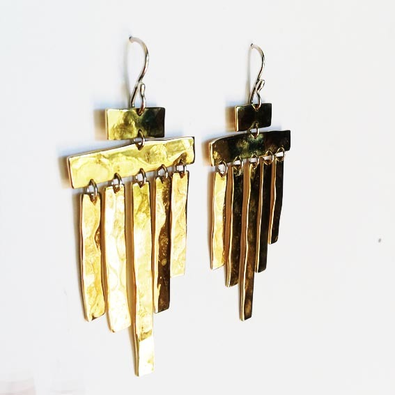 SWING CEROC Earrings