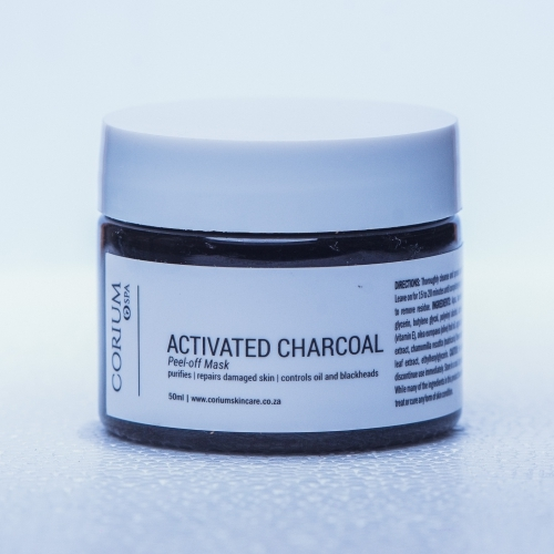 PURIFIES | REPAIRS DAMAGED SKIN | CONTROLS OIL AND BLACKHEADS  Suitable for:Skinprone to blackheads, andfor repairing damage such as sunburn, acne and enlarged pores.  Activated charcoal has gained so much popularity in the skincare world because it does a thorough job in digging out the grease and grime out of your skin. The results? Clean and healthy skin that feels soft to the touch.  Activated charcoal does a thorough job in digging out the grease and grime out of your skin. Working together with the activated charcoal – which extracts dirt and excessive oils away from the skin – is the Witch Hazel, which has powerful astringent properties. That simply means it can help retrieve excess oils from the skin. Hyaluronic Acid, found in this peel-off mask, is an ingredient that is fast gaining popularity in mainstream beauty products. It is a naturally-occurring substance that helps to keep the skin stable and youthful.  DOES NOT CONTAIN: Propylene Glycol, Parabens, Diethanolamine (DEA), Triethanolamine (TEA), Monoethanolamine (MEA), PVP/VA Copolymer, synthetic colours / fragrance, EDTA, Phthalates and Talc