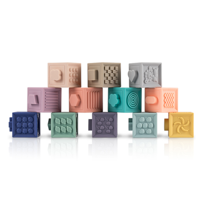 Silicone Building Blocks