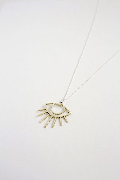 Florence Eye Necklace