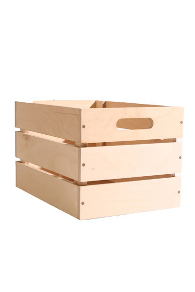 Slatted Crates