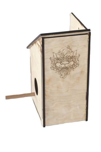 Tweedy Bird Box