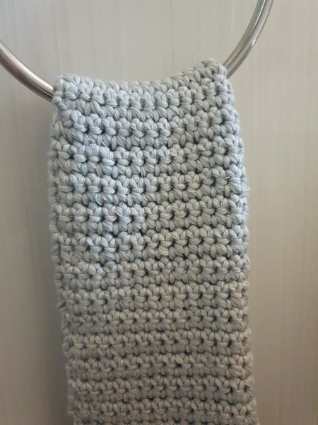 Bamboo & Cotton Blend Guest Towel