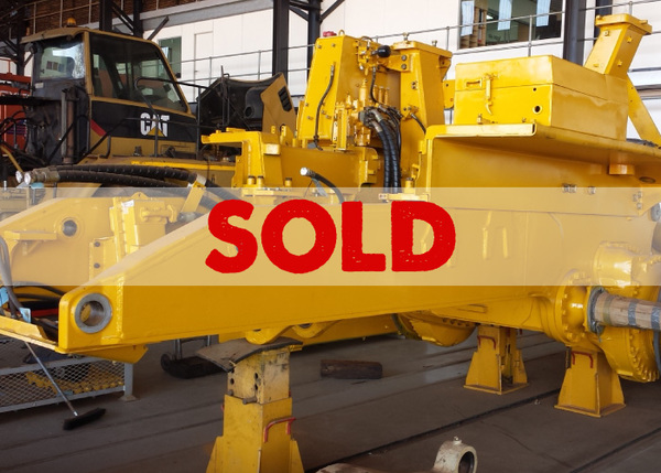BRAND: Komatsu MODEL: D375-5 YEAR: 2008 HOURS: Zero AVAILABILITY: Three months  Full rebuild. Stripped down to the frame and rebuilt.  R6,500,000 ex vat