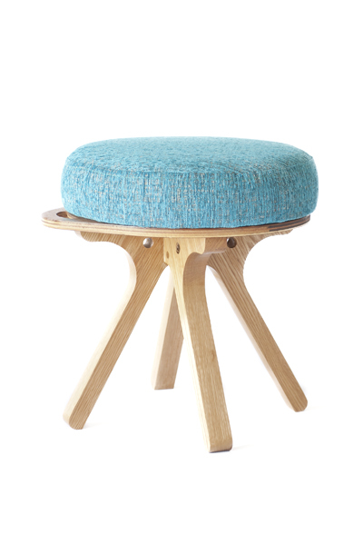 Functionality at its best. The epitomy of fun, comfort and design with some seriously sturdy construction make this stool a must-have for your home. The perfect stool for a bathroom or children's room.