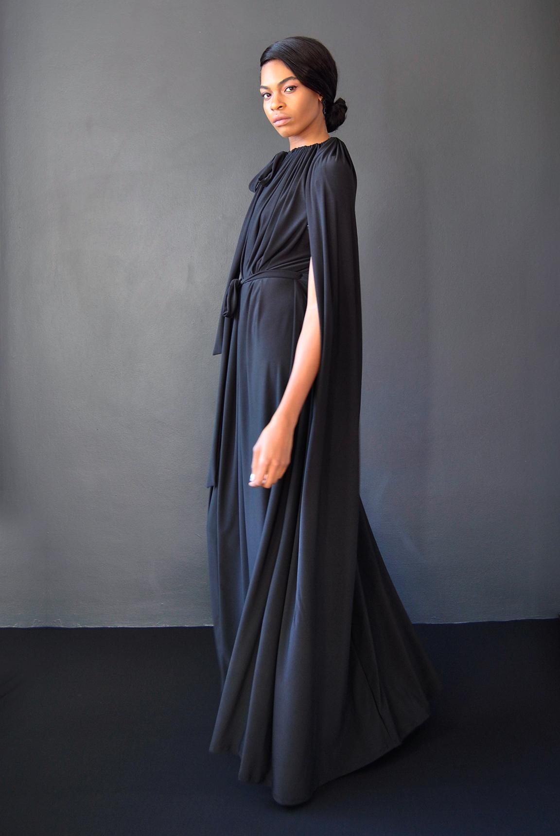 Myri Dress Black