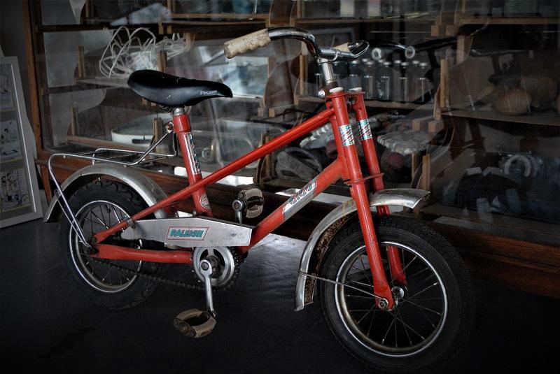 Kids Raleigh Bicycle