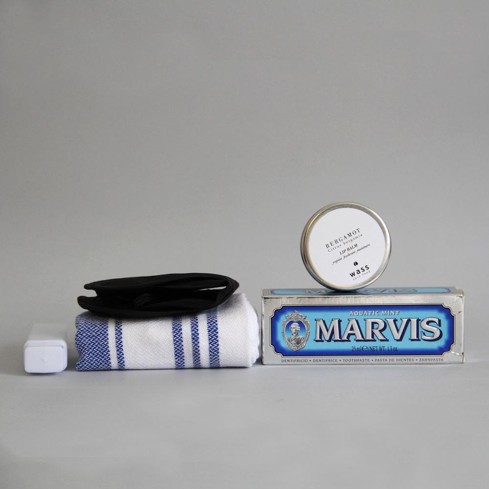Travel Kit  / Wass + Summah