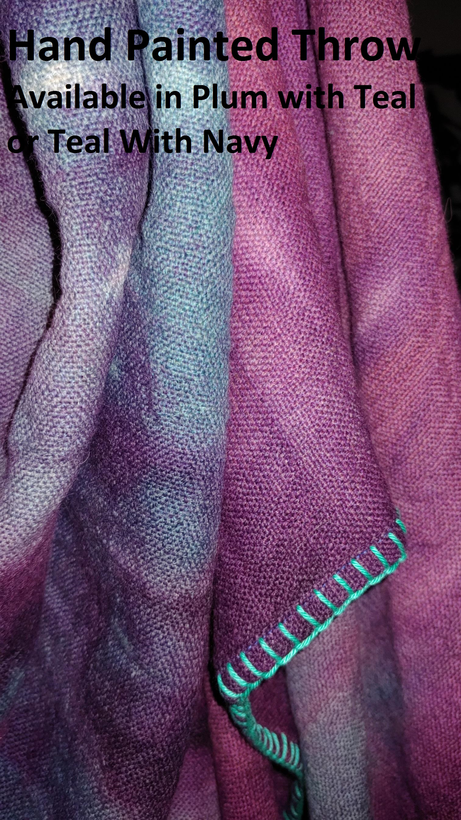 Soft luxurious throws woven in 100% alpaca in a variety of natural and hand dyed colours