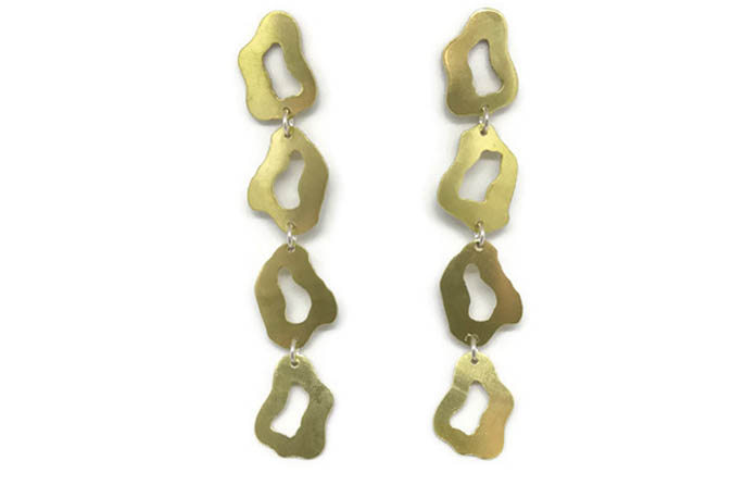 Quatro earrings