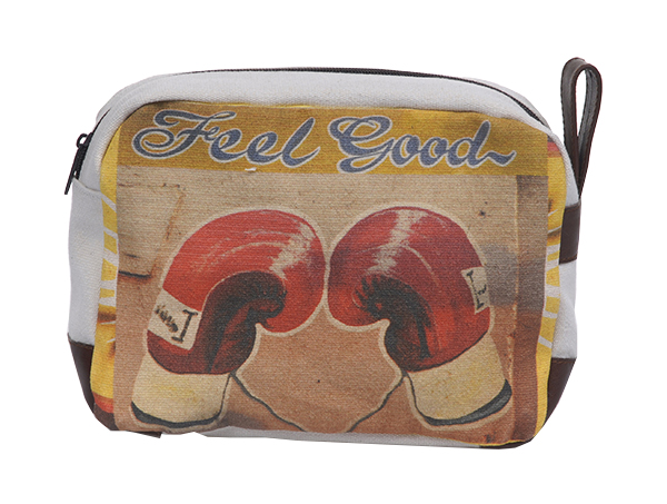 Feel Good Boxing Men's Toiletry Bag