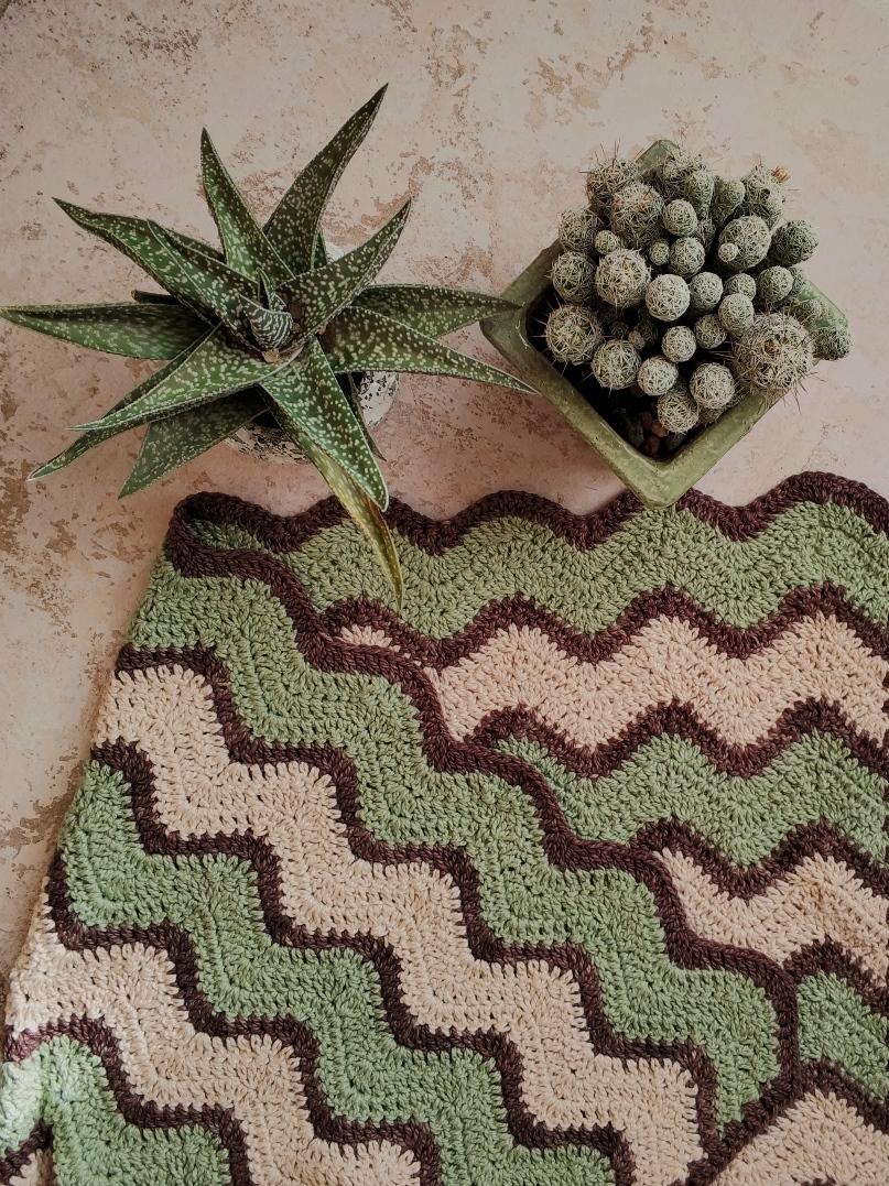The Peace Blanket (Avo/Chesnut)
