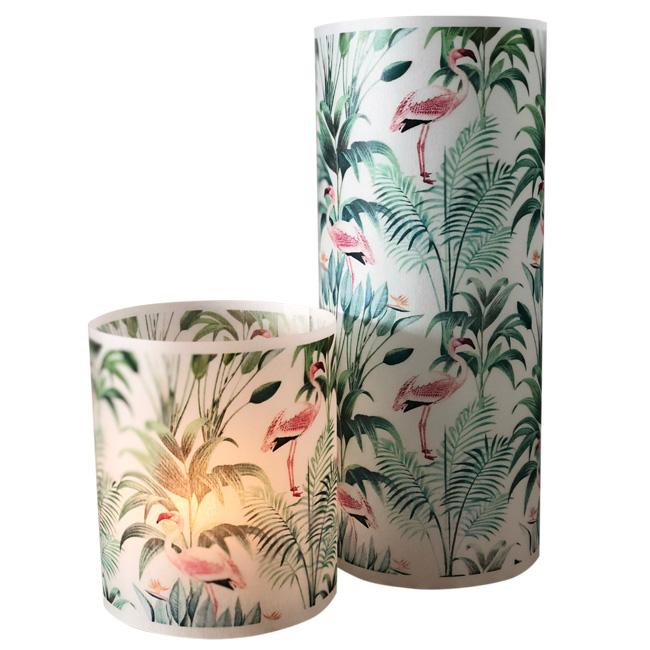 Paper lanterns ~ Set of 2 ~ Flamingle