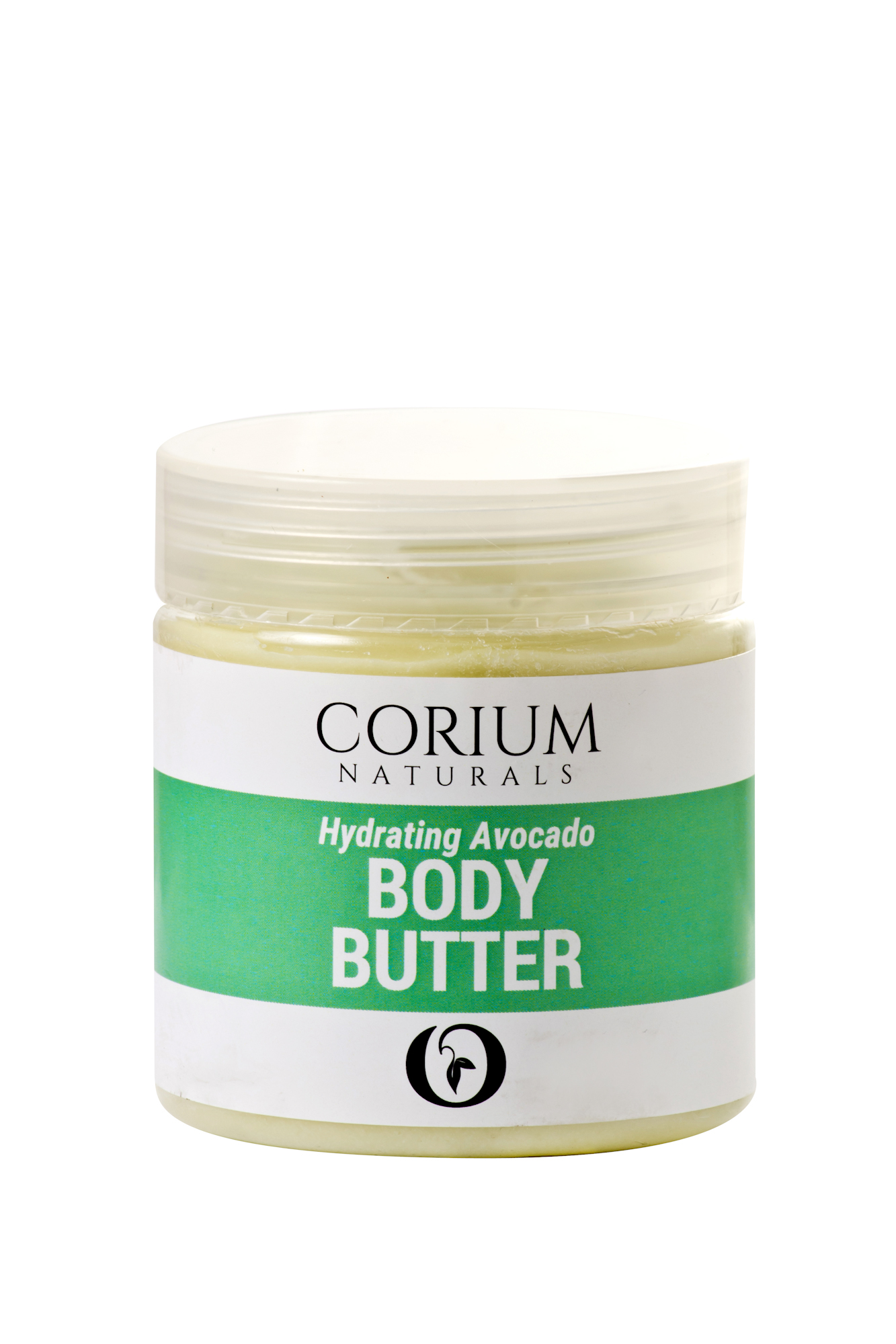 Rich, luxurious body butter comprising of a high percentage of avocado butter and whipped-in organic grade carrier oils.