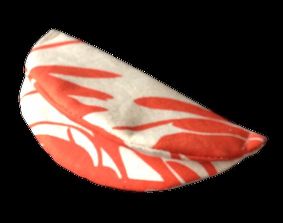 Plate Holder - Conebush (Watermelon on Natural)