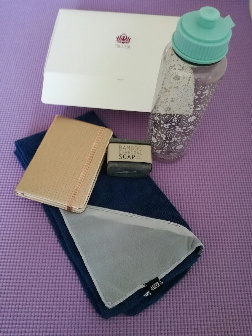 This boxcontains3-5 smallish retail sizeproducts which are specially curated to enhance your yoga practice, on and off the mat. This is a great 'starter-pack', and makes the perfect gift for that special yogi in your life.