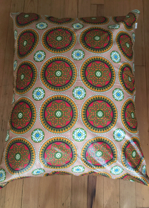 Funky & Colourful cotton type fabric