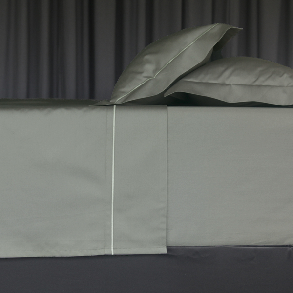 At once calming and unassuming, with a warm undertone, Shadow is easy to work with to create breath-taking bedroom decor suitable to a vast range of styles. Experience truly sensual sleep when you slip into your Falucca Fine Linen bedding.