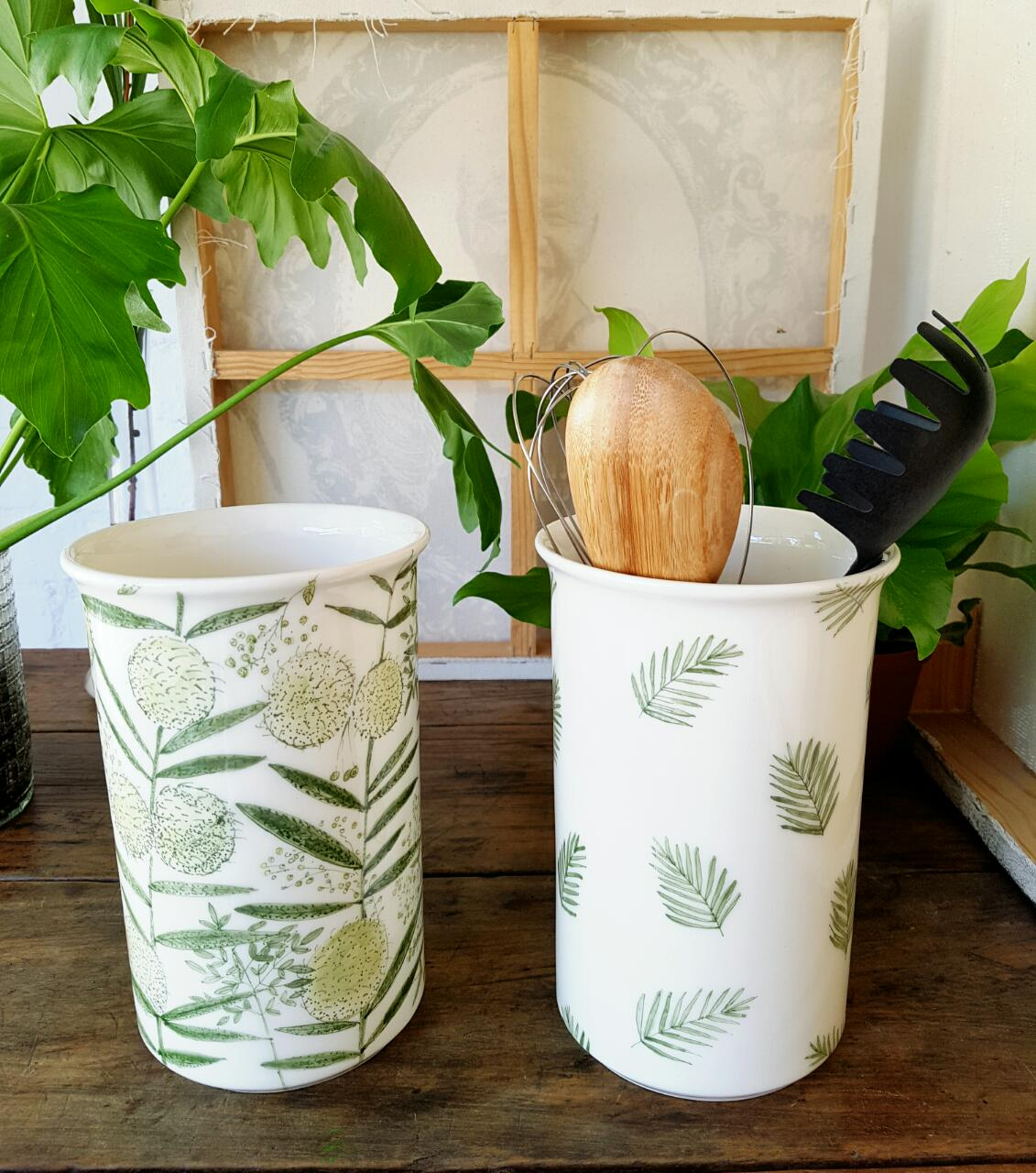 A decor piece that is also practical! 