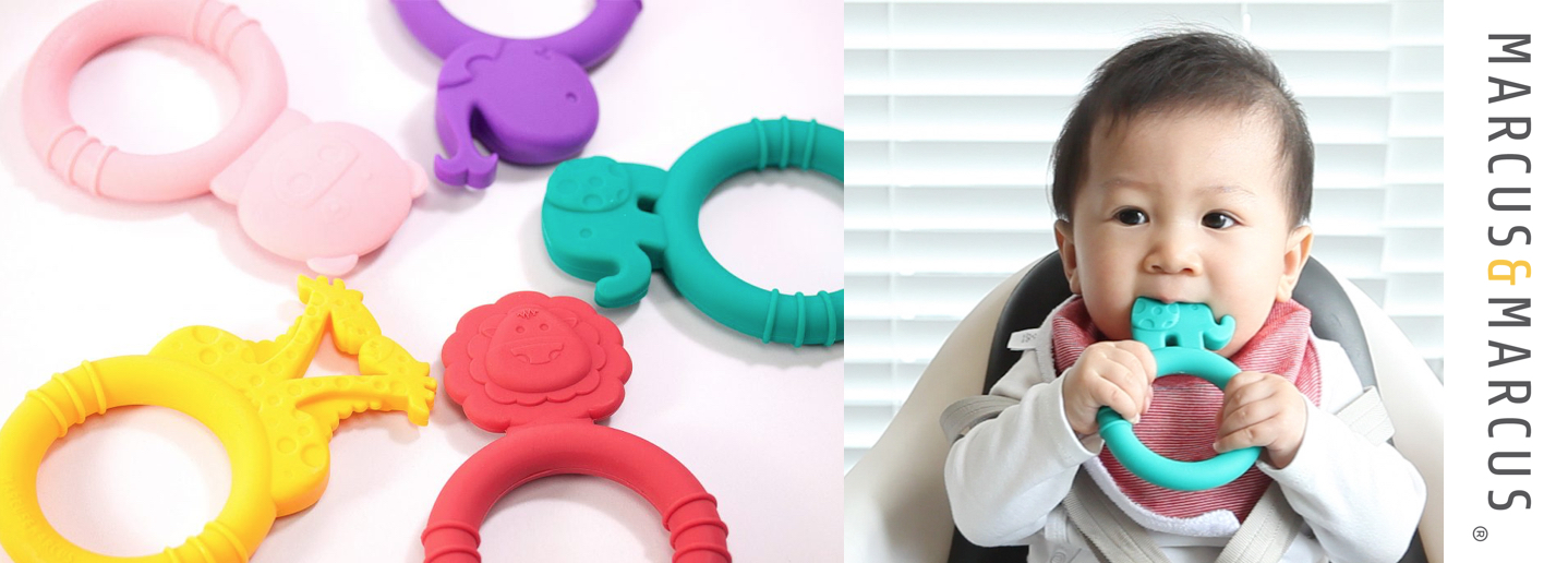 Teether slider