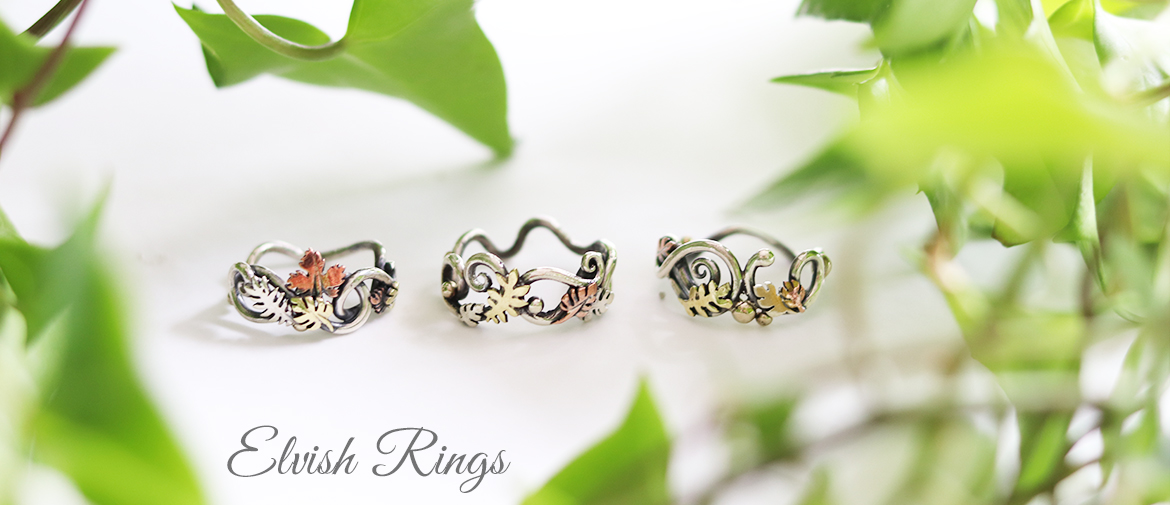 Elvish rings slider