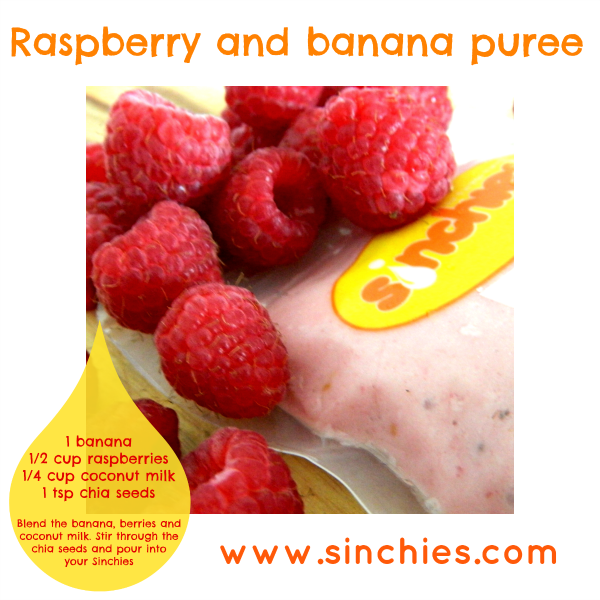 Raspberry banana puree 600x600