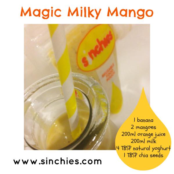 Magic milky mango sinchies reusable food pouch recipes 600x600