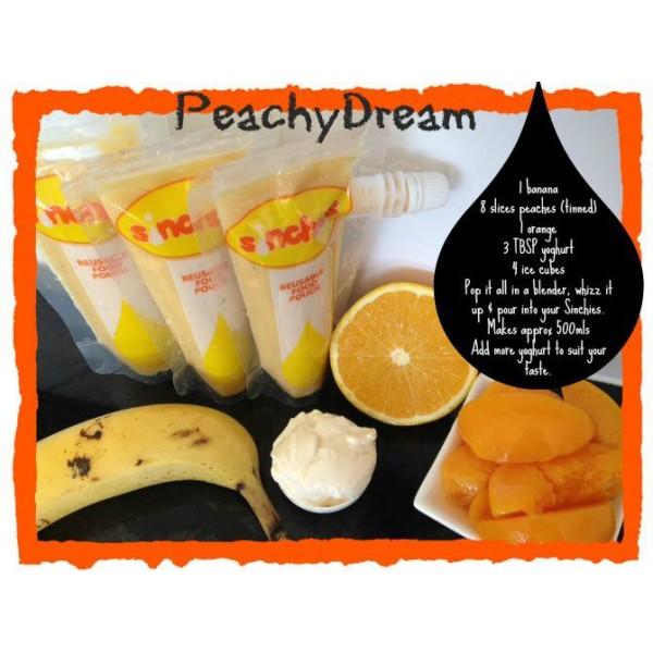 Peachy dream 600x600